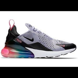 Nike Air Max 270 Be True LGBT Purple